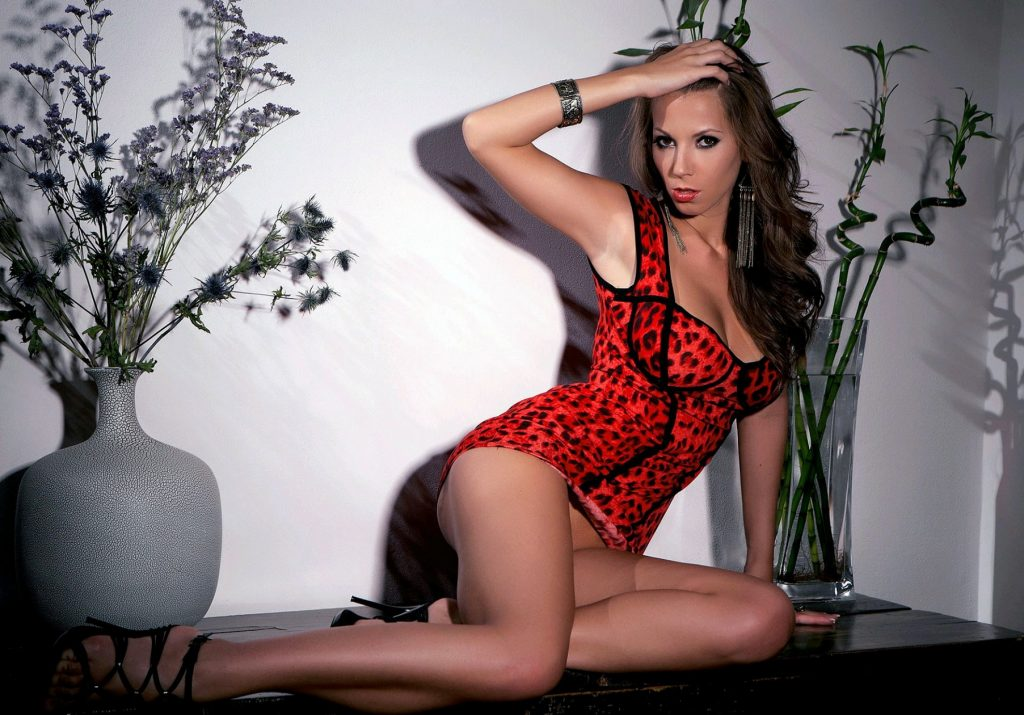 Erotiuc girl from West London escorts